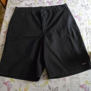 Dickies Workwear Shorts, Navy Blue, mens 42